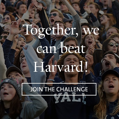 Together we can beat Harvard