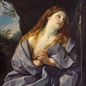 Reni_-_Saint_Mary_Magdalene_at_prayer,_circa_1627_-_1628