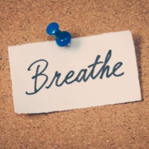 Running on Faith: Breathe