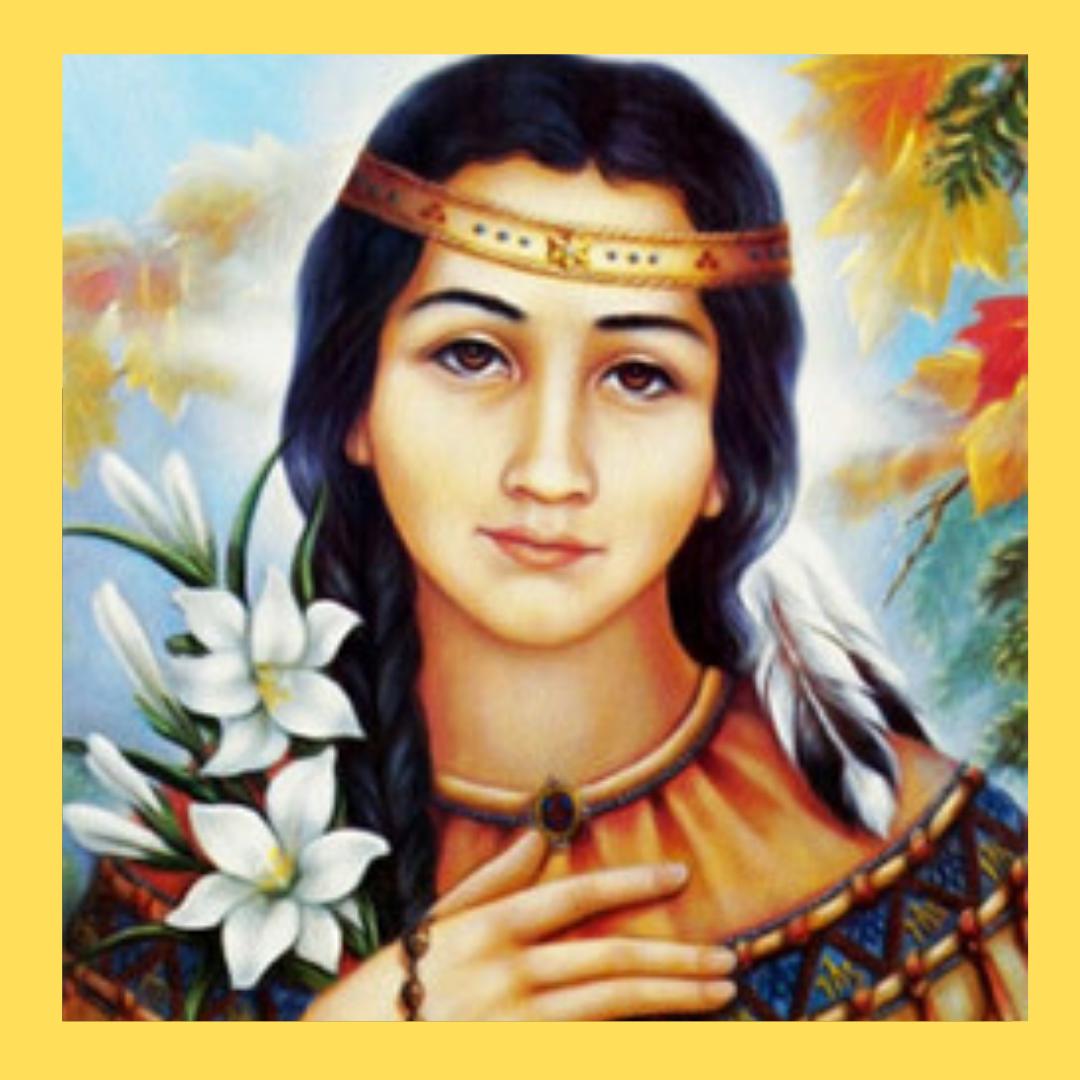St. Kateri Tekakwitha: Lily of the Mohawks