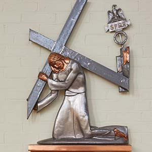 Praying the Stations of the Cross in a Pandemic